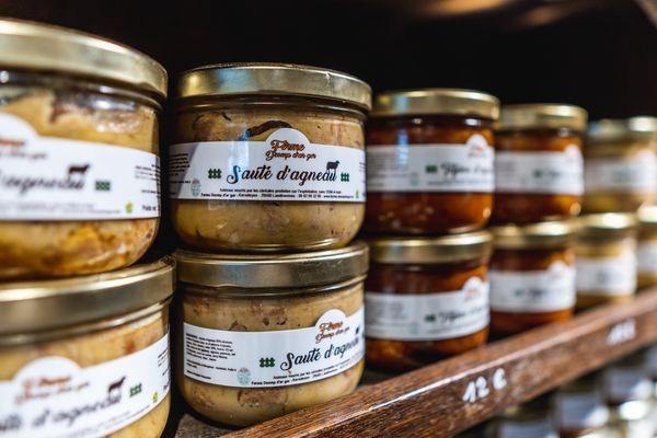 épicerie produits locaux bzh
